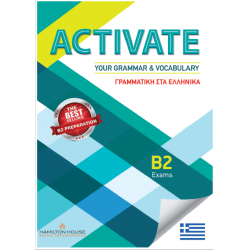 Activate Your Grammar & Vocabulary B2 Student's Book Greek