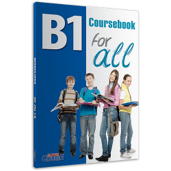 B1 For All Coursebook + i-book