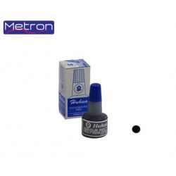 Metron Μελάνι Ταμπόν 30Ml Μαύρο